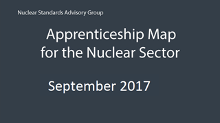 read more: Standards Advisory Group publishes updated Apprenticeship Map