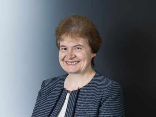 Dr Fiona Rayment OBE