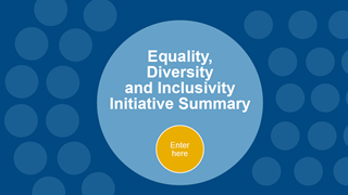 read more: Equality, Diversity and Inclusivity Initiative Interactive Resource Bank