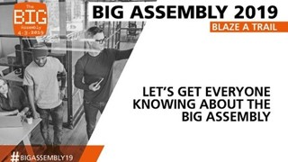 read more: The Big Assembly Live Steam: letting the apprentices take over!